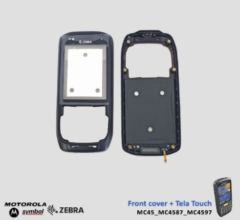 Front Cover+Touch Zebra MC45