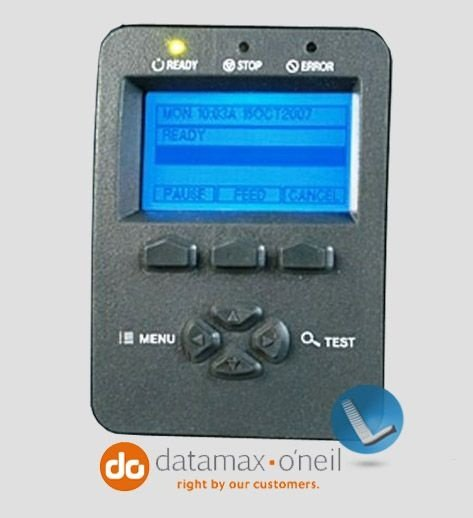 Painel do operador Datamax M4206 Mark II > DPR78-2767-01