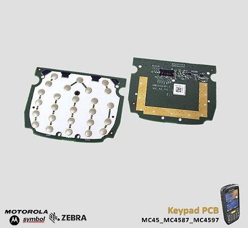 Keypad PCB Zebra MC45, MC4587, MC4597