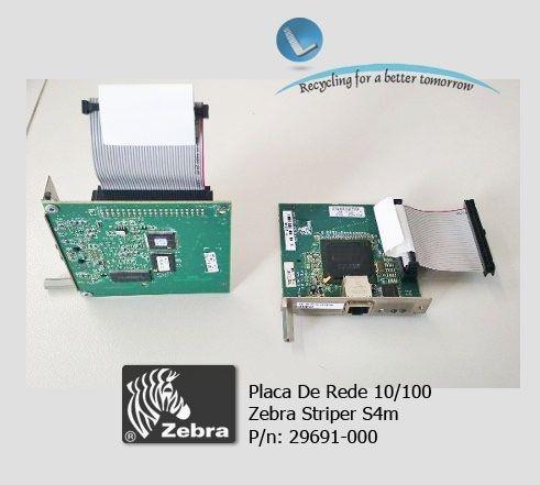 Placa de Rede interna Zebra S4M - G20063M