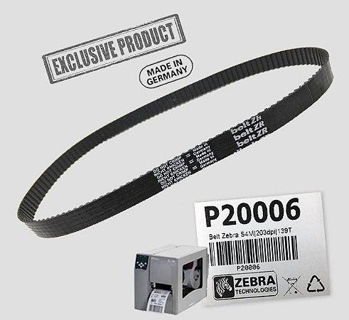 Correia Zebra S4M|203dpi|139T|P20006