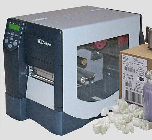 Impressora de etiquetas Zebra Z4M Plus|203DPI
