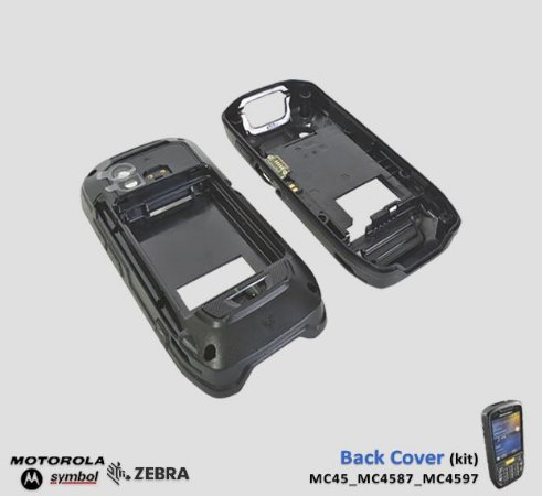 Back Cover Zebra MC45