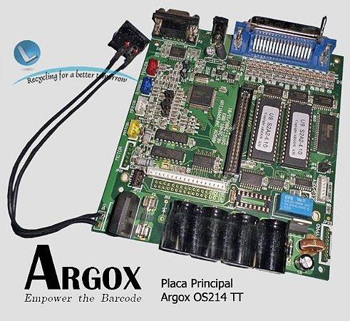 Placa principal argox OS214 TT