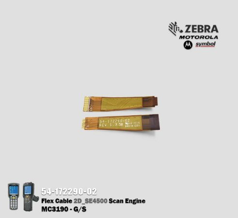 Scan Flex Cable engine SE4500 MC3190G/S