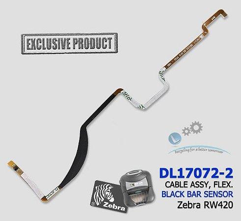 Sensor de marca preta Zebra RW420
