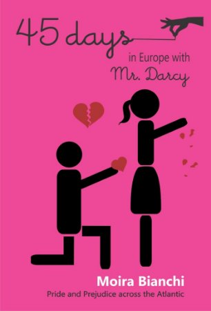 45 days in Europe with Mr Darcy