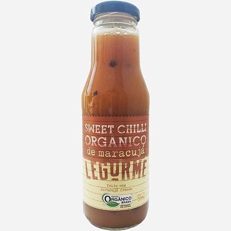 Sweet Chilli orgânico de maracujá - 330g