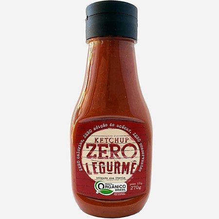 Ketchup Orgânico ZERO em bisnaga - 270g