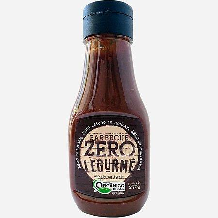 Barbecue Orgânico ZERO em bisnaga - 270g