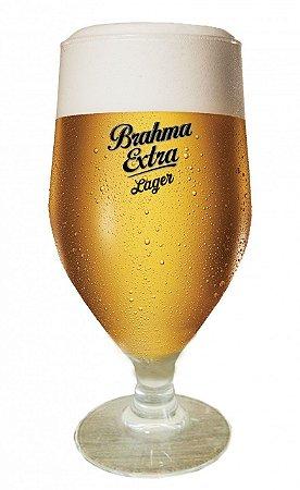 Taça Brahma Extra Lager P/ Cerveja 380 Ml