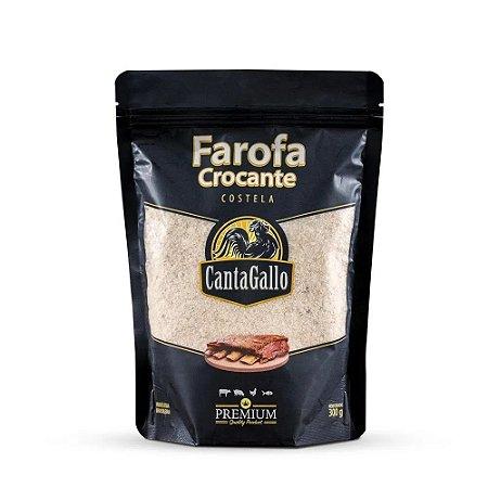 Farofa Crocante Costela CantaGallo 300g