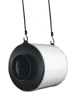 Filtro de Carvão Ativado 150mm/460m3/h