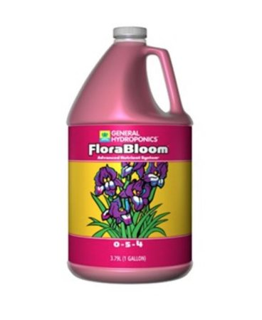Fertilizante FloraBloom 0-5-4 3,79 litros - General Hydroponics
