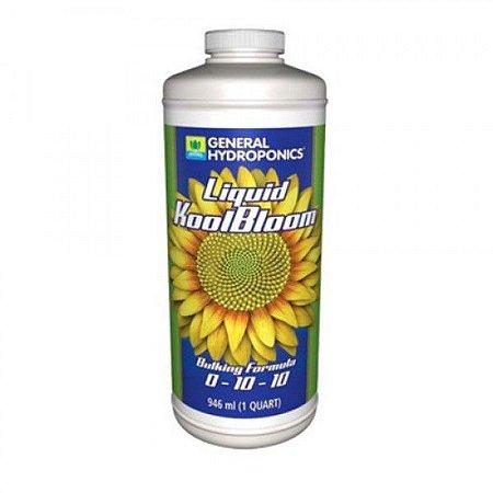 Fertilizante Liquid KoolBloom 0-10-10 946ml - General Hydroponics