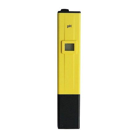 Medidor de PH com Kit de Calibração