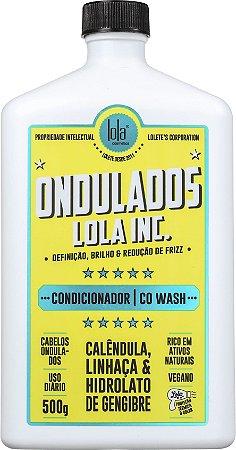 Lola Cosmetics Ondulados - Condicionador Co-Wash 500ml