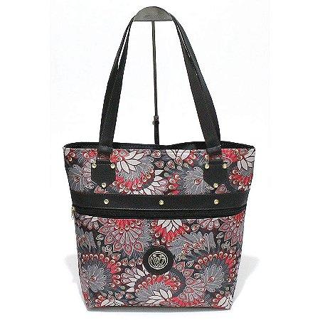 Bolsa de Lona Floral Atacado 44-89