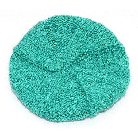 Boina de Lã Verde