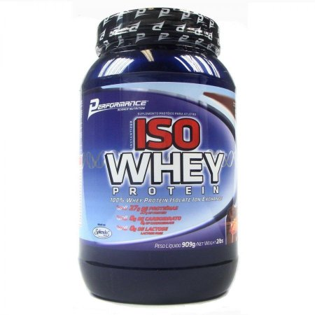 ISO WHEY PERFORMANCE 900g