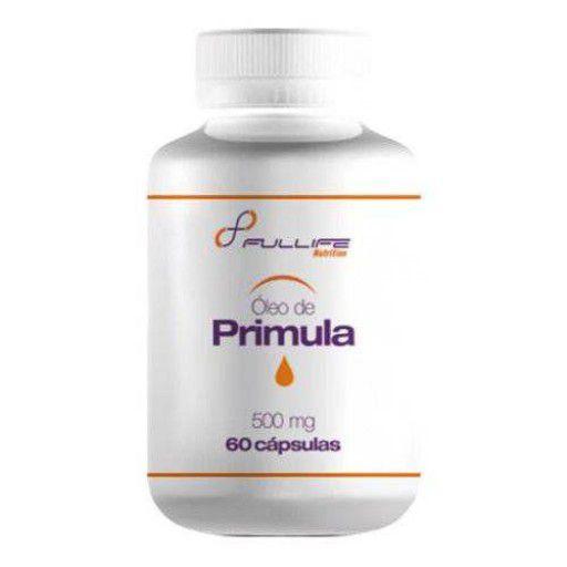 ÓLEO DE PRÍMULA - FULLIFE NUTRITION