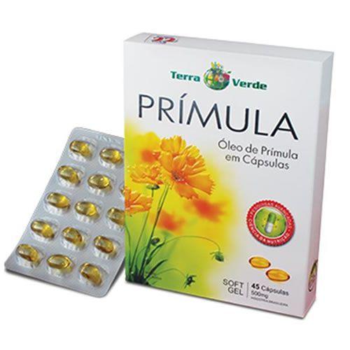 ÓLEO DE PRIMULA (45 CAPS) - TERRA VERDE