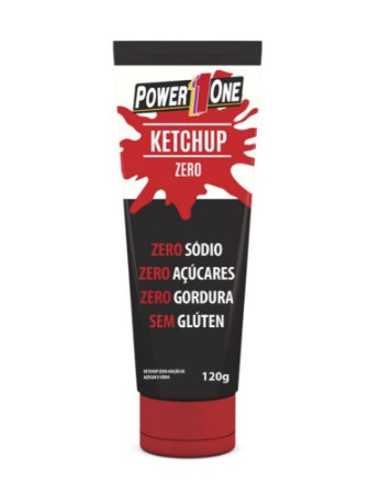 Ketchup - Power One 120g
