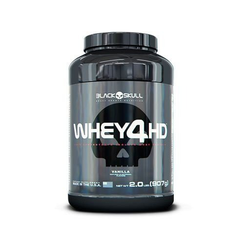 WHEY 4HD - BLACKSKULL