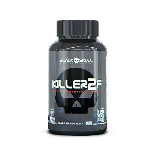 KILLER 2F - BLACKSKULL