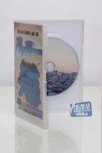 DVD c/ Box Amaray