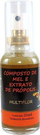 Spray de Mel com Própolis 35 ml