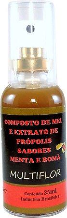 Spray Mel Própolis Romã e Menta 35 ml