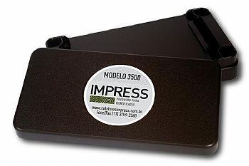 Almofada/ Coletor de Impressão Digital  16.000 ceramica