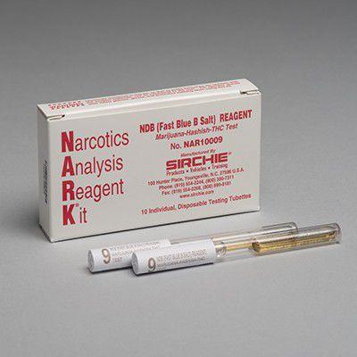 NARK KN Reagent Marijuana (planta e sementes verdes) SKU: NAR10009