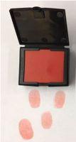 coletor de impressao digital na cor vermelha SKU: FS-RED-2