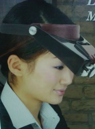 Lupa Cabeça Óculos Joalheiro 3 Lentes C Led Profissional
