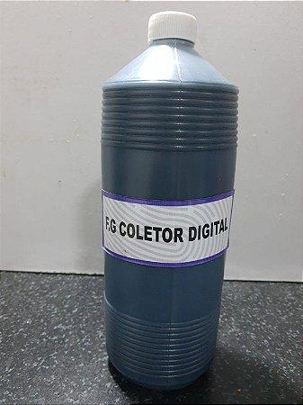 TINTA S/ OLEO P/ CARIMBO 1 litro.