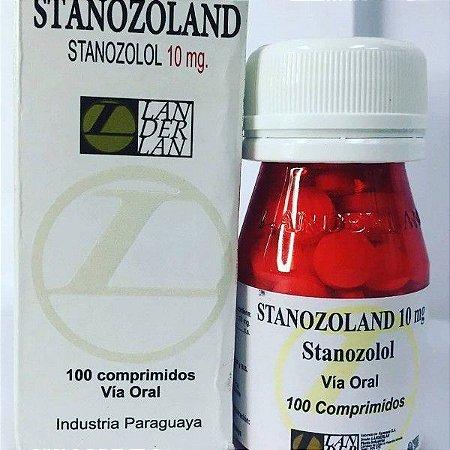 Stanozolol - Landerlan - 10mg (100 comprimidos)