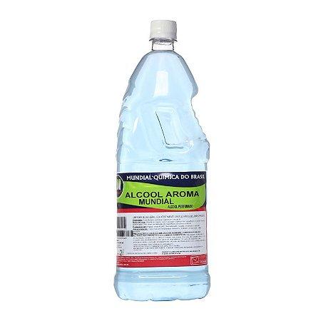 Álcool Aroma Mundial - 2 L