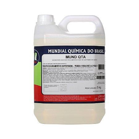 Quaternário De Amônia - Mund QTA - 5 L