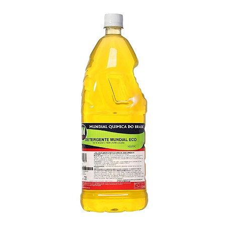 Lava Louças - Detergente Mundial Eco - 2 L