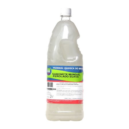 Sabonete Líquido Mundial Perolado Suave - 2 L
