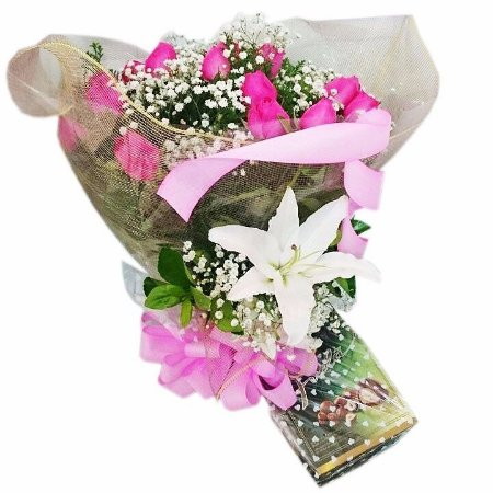 Buque De Flores Por Amor Abc Flores Atendimento 24 Horas