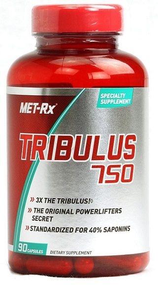 Tribulus 750mg (90caps) - MET-Rx
