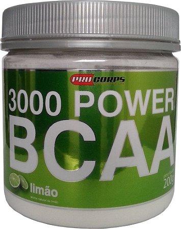 BCAA 3000 Power (200g) - Pro Corps