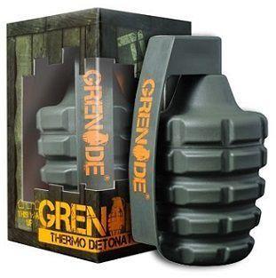 Grenade Thermo Detonator - (100 Caps) - Grenade