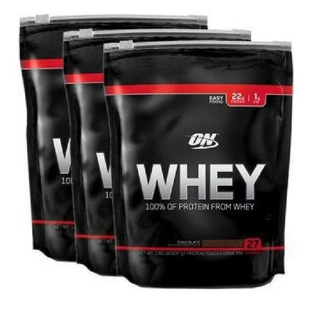 Whey ON 100% Protein (824g) - Optimum nutrition