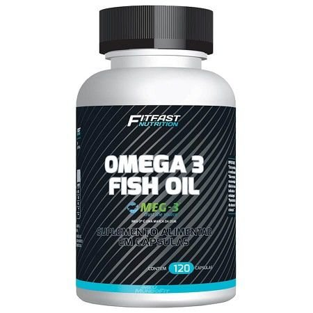 Omega 3 (120 caps) - Fit Fast Nutrition