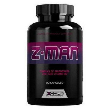 ZMA (Importado) - Z-Man - (90 Caps) - Xcore Nutrition