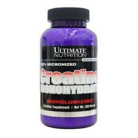 Creatine Monohydrate - Ultimate Nutrition